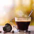 Újratölthető kávékapszula - Nespresso kompatibilis