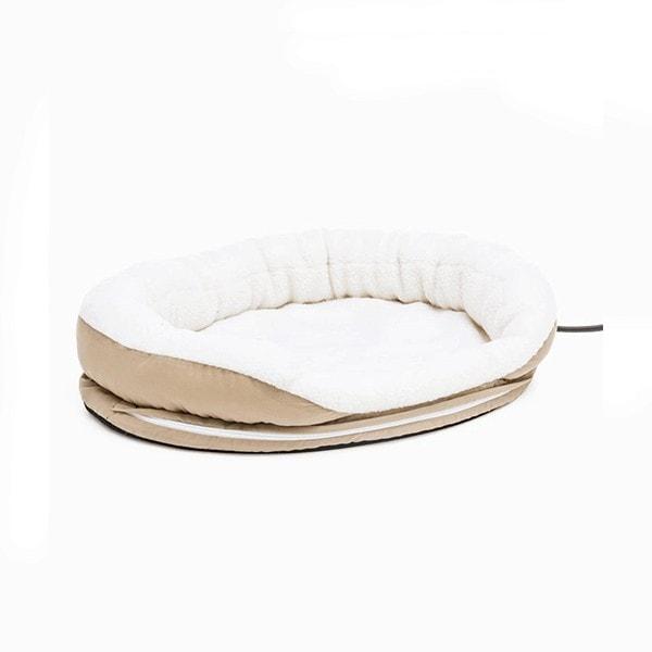 Elektromos melegítő ágy házi kedvenceknek