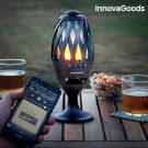 LED Lámpa Bluetooth Hangszóróval