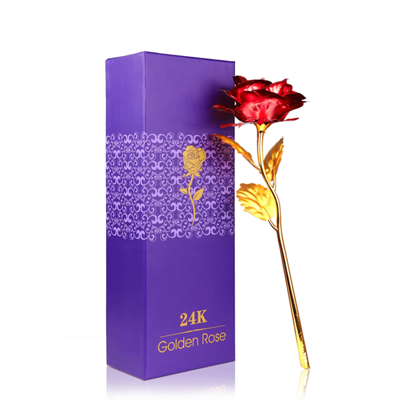 24K Arany Rózsa
