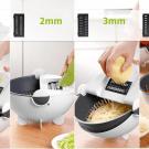 Cooking Buddy - Többfunkciós szeletelő készlet