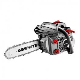"""Graphite benzinmotoros láncfűrész 0,8 kW (1,22 LE), láncvezető 12"""" (305 mm)"""