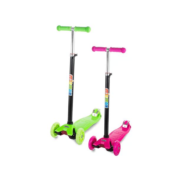 Gyerek roller világító kerékkel (14)