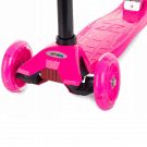 Gyerek roller világító kerékkel