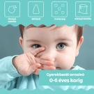 Gyerekbarát orrszívó