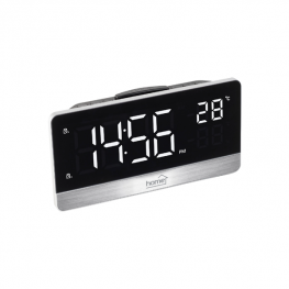 Home digitális LED ébresztőóra