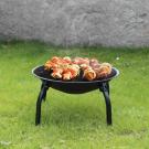 Kerti tűzrakó és grillező