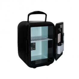 Mini hordozható hűtőszekrény - hűtési és fűtési funkcióval