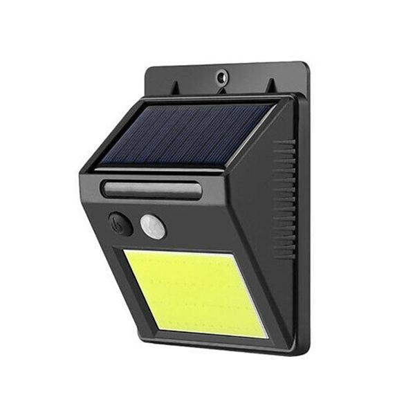 Mozgásérzékelős napelemes lámpa (1)