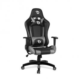 Professzionális gamer szék nyak- és derékpárnával