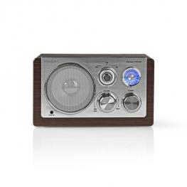Retró asztali rádió