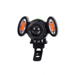 Ultraerős LED biciklilámpa