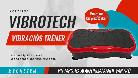 VibroTech – Vibrációs tréner