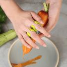 Villámgyors zöldséghámozó